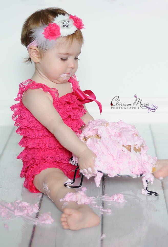 WEB USE  Rhaelynn Cake Smash June 8 2013 (27)