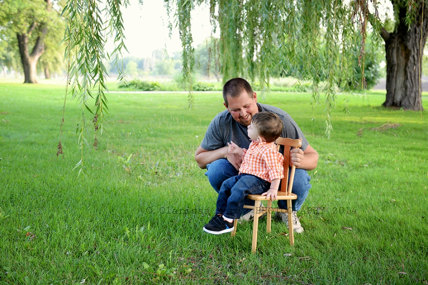 WEB ONLINE USE Caleb Turns One Family Aug 23 2014 (7)
