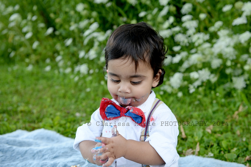 WEB ONLINE USE Vihaan Cake Smash Aug 15 2014 (26)