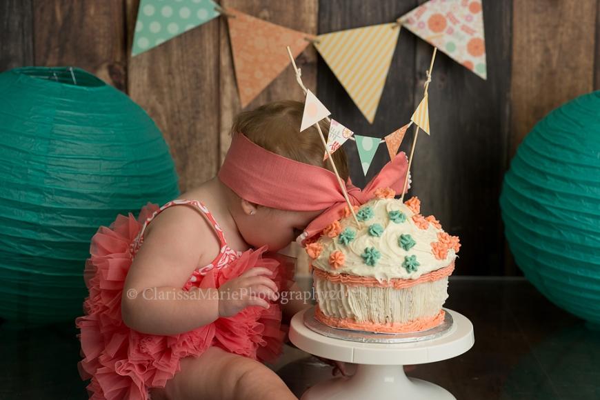 WEB ONLINE USE Clara Cake Smash Oct 4 2015 (18)