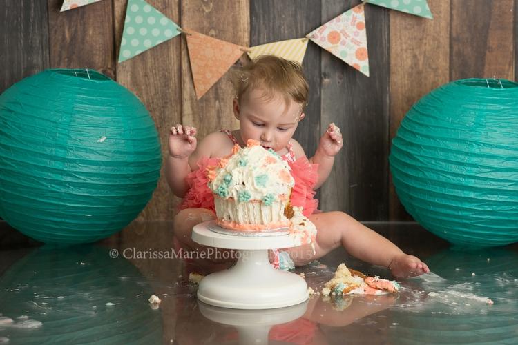WEB ONLINE USE Clara Cake Smash Oct 4 2015 (25)